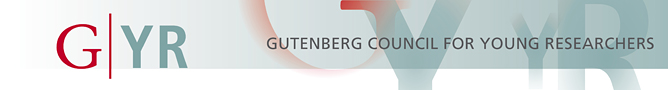 Gutenberg Council for Young Researchers (GYR)